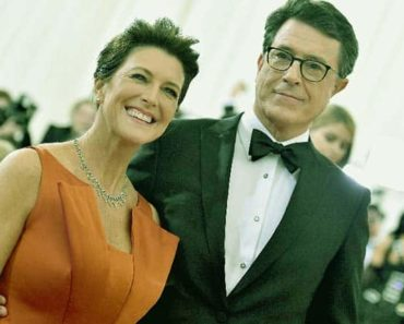 Image of Stephen Colbert's Wife Evelyn McGee-Colbert Age, Birth Date, Facts