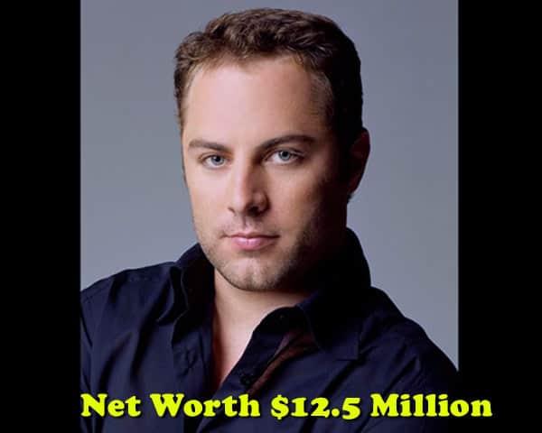 Image of Jay Mcgraw net worth is $12.5 million