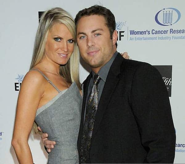 Image of Jay Mcgraw with his wife Erica Dahm