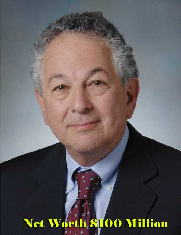 Image of Jeffrey Garten net worth is $100 million