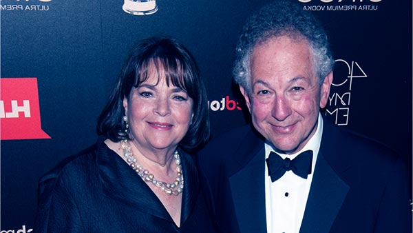 Image of Jeffrey Garten with his wife Ina Garten