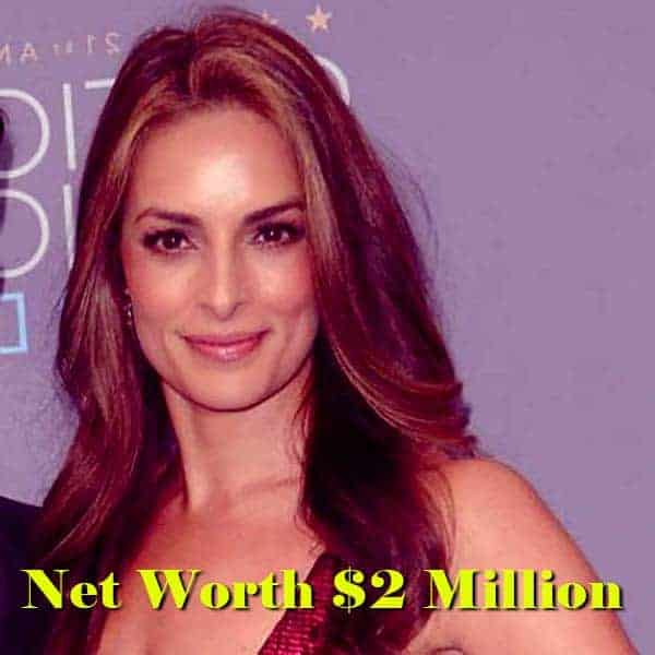 Image of Lisa Ann Russell net worth is $2 million