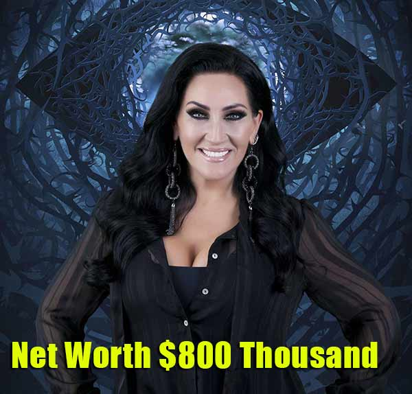 Image of Michelle Visage net worth is $800 thousand