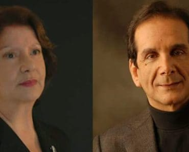 Image of Robyn Krauthammer wiki-Bio, Facts about Charles Krauthammer wife