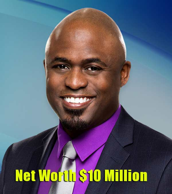 Image of Wayne Brady net worth is $10 million