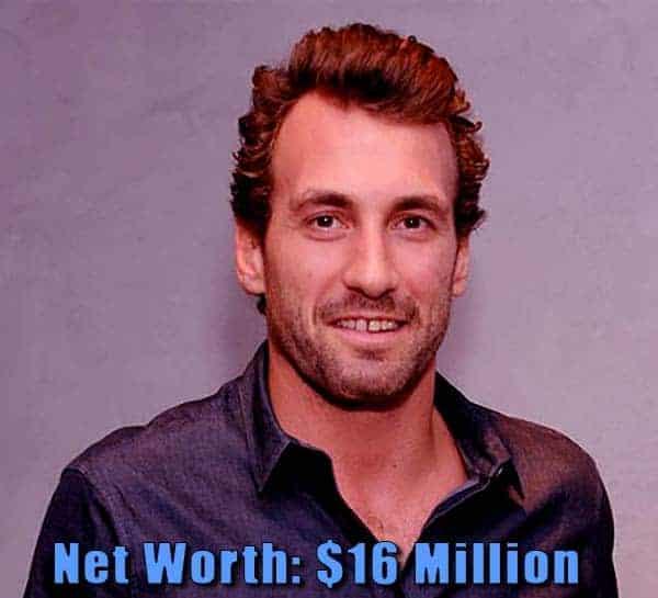 Image of Ice Hockey Player, Jarret Stoll net worth is $16 million