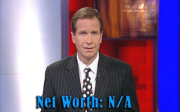 Image of TV Journalist Jon Scott net worth is not available