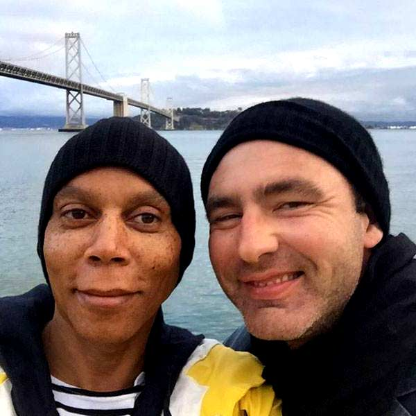 RuPaul Reveals Hes Married to Longtime Partner Georges LeBar