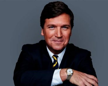 Image of Tucker Carlson Net Worth & Salary .His Height and Age.
