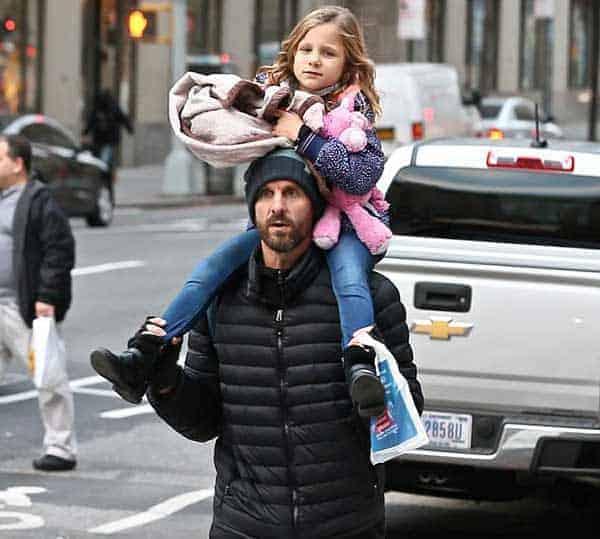Image of Bryn Hoppy with her father Jason Hoppy