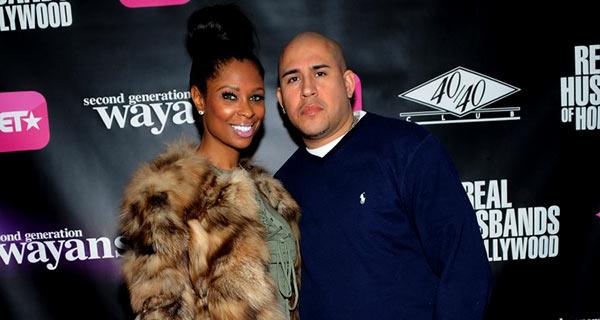 Image of Cisco Rosado with his ex-girlfriend Jennifer Williams