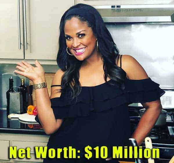 Image of American Boxer, Laila Ali net worth is $10 million