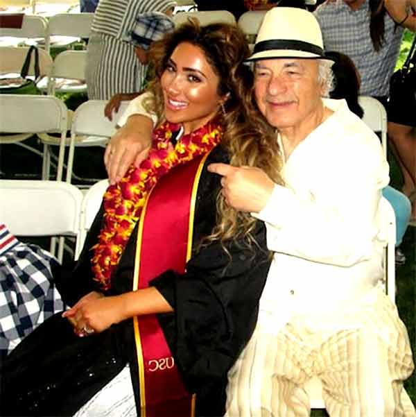 Nikki Mudarris Parents - Father Abu Mudarris and Mother