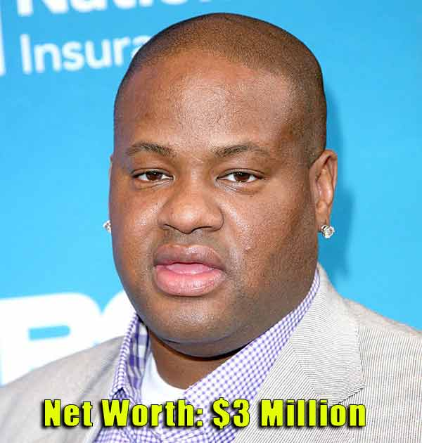 Image of Songwriter, Vincent Herbert net worth is $3 million