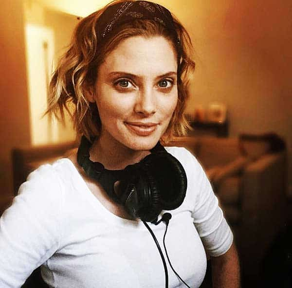 Image of April Bowlby is currently single