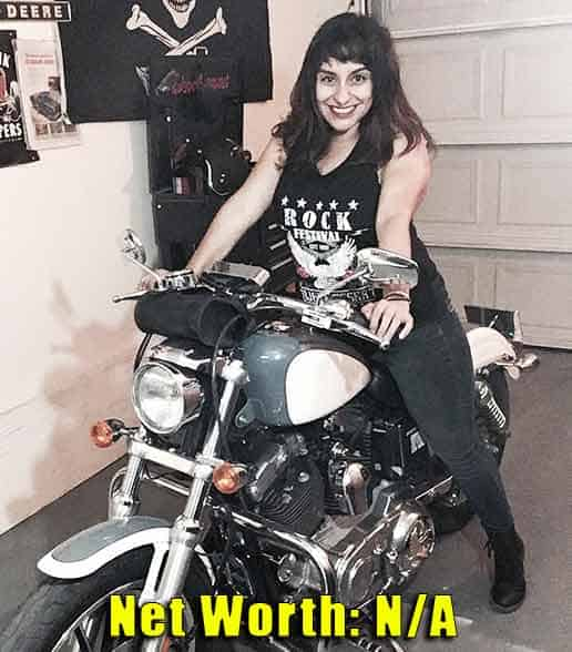 Image of Xtreme Offroad star, Eliza Leon net worth is currently not available