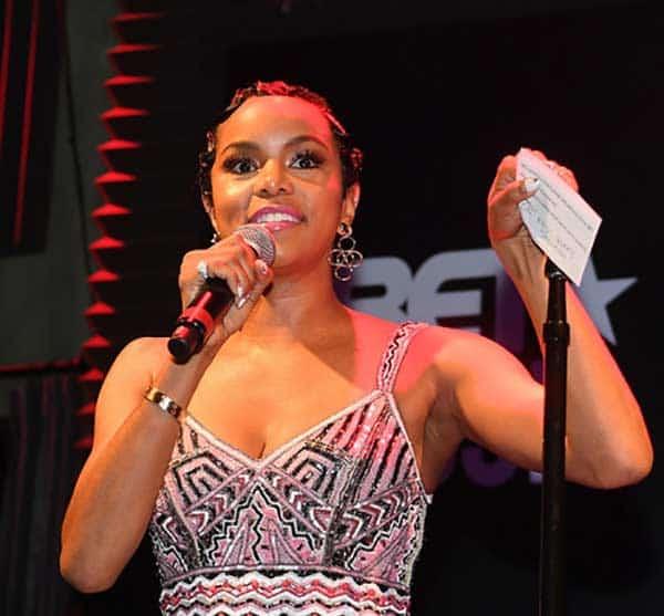 Image of American singer, LeToya Luckett