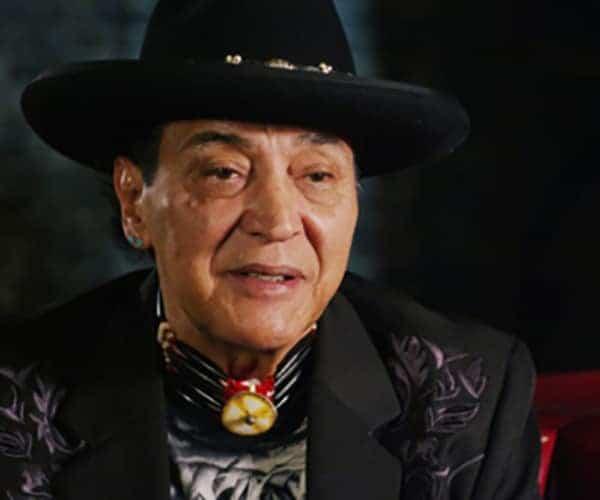 Image of October Gonzalez father Pat Vegas