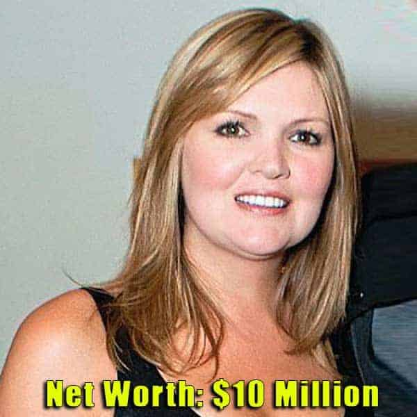 Image of Publicist, Rhonda Worthey net worth is $10 million