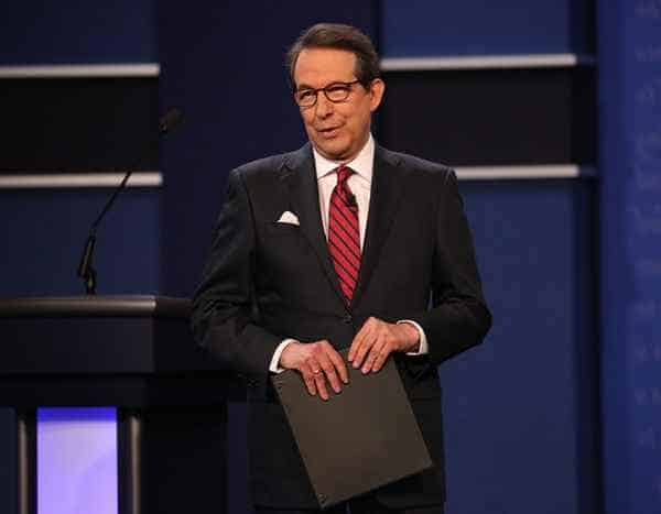Image of Journalist, Chris Wallace