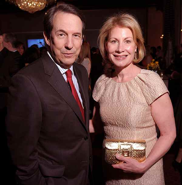 Image of Chris Wallace with his wife Lorraine Martin Smothers