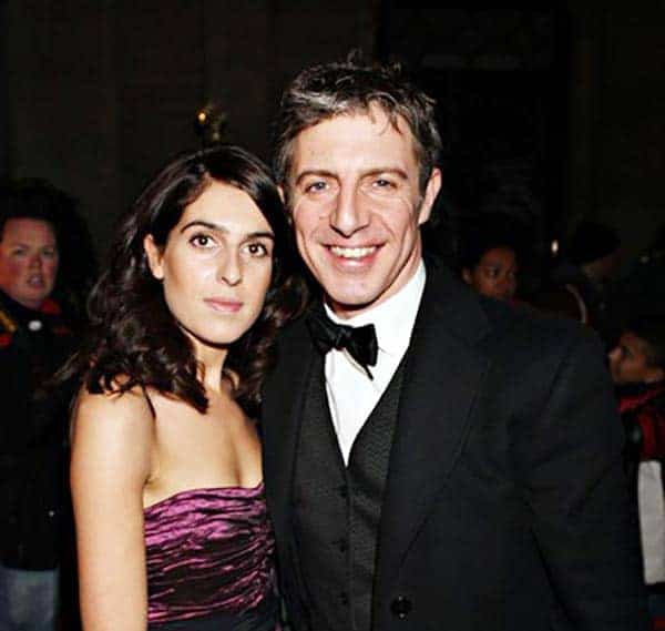 Image of Jason Plato with his wife Sophie Plato