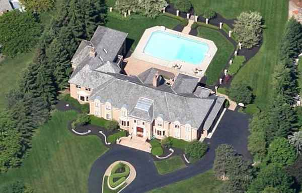 Image of Kevin Sumlin house