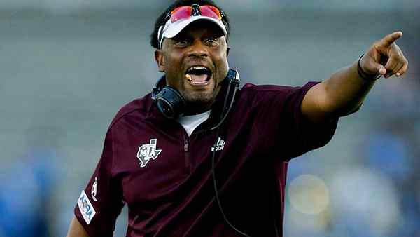 Image of Football Coach, Kevin Sumlin