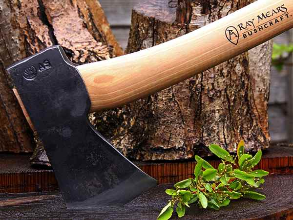 Image of Woodsman, Ray Mears axe