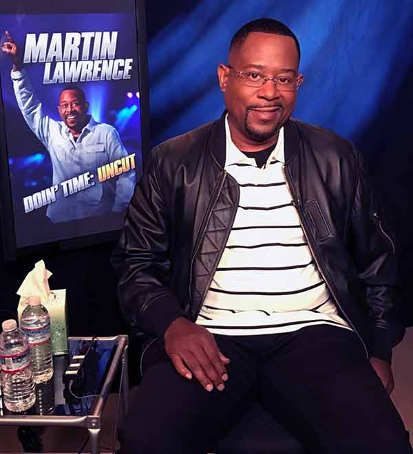 Image of Martin Lawrence from Bad Boys movie