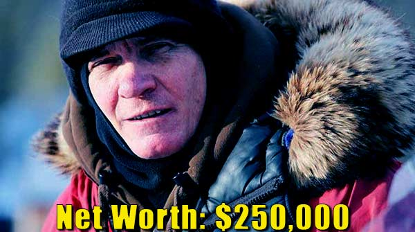 Image of Life Below Zero cast Andy Bassich net worth is $250,000