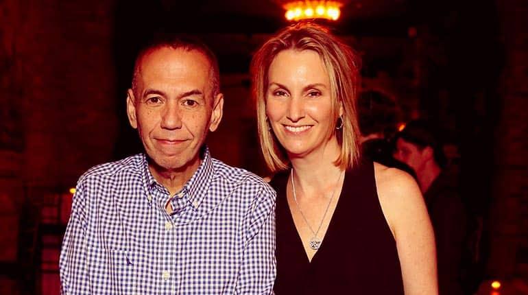 Image of Gilbert Gottfried Net Worth 2019. Meet his wife Dara Kravitz.