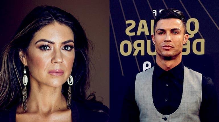 Image of Kathryn Mayorga Wikipedia biography of Cristiano Ronaldo Rape accuser.